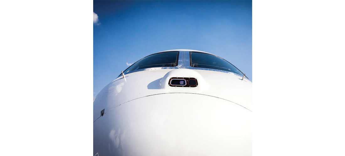 EFVS (Enhanced Flight Vision System): on legacy 450 and 500