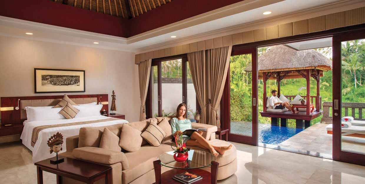 VICEROY BALI: an oasis of tranquility