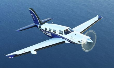 Piper launches M600 demo tour of Africa with Piper dealer, NAC.