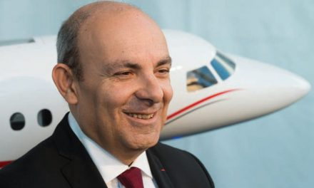 Interview ERIC TRAPPIER: CEO of Dassault Aviation