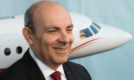 Interview ERIC TRAPPIER: CEO of Dassault Aviation