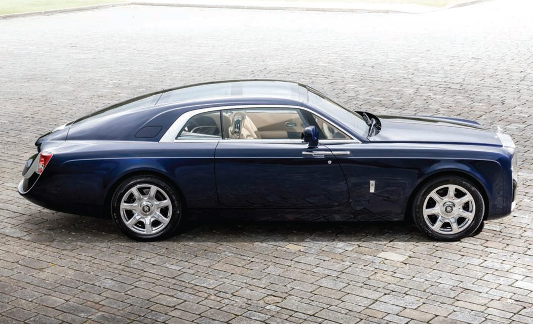 ROLLS-ROYCE SWEPTAIL: THE ONE AND ONLY