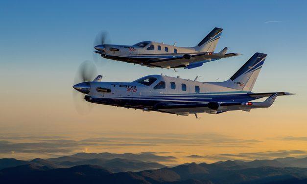 Daher TBM 910 makes its U.S. public debut at EAA AirVenture Oshkosh.