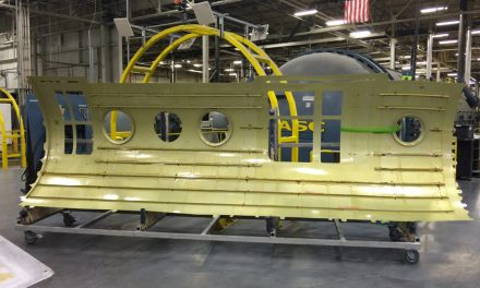 Denali momentum continues as build of first full test aircraft begins