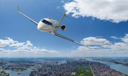Bombardier delivers its first Challenger 350 aircraft in Argentina.