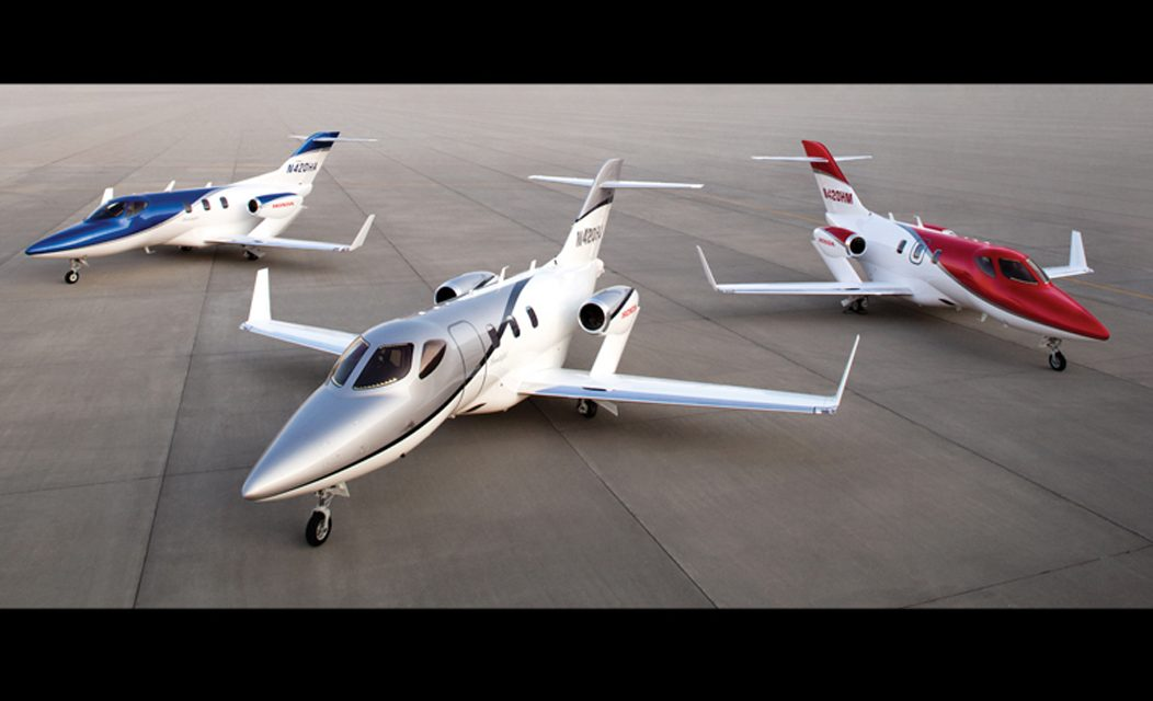 HondaJet ranks as most-delivered Jet in its category during first half of 2017.