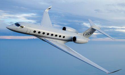 Gulfstream marks five-year anniversary of G650 type certification