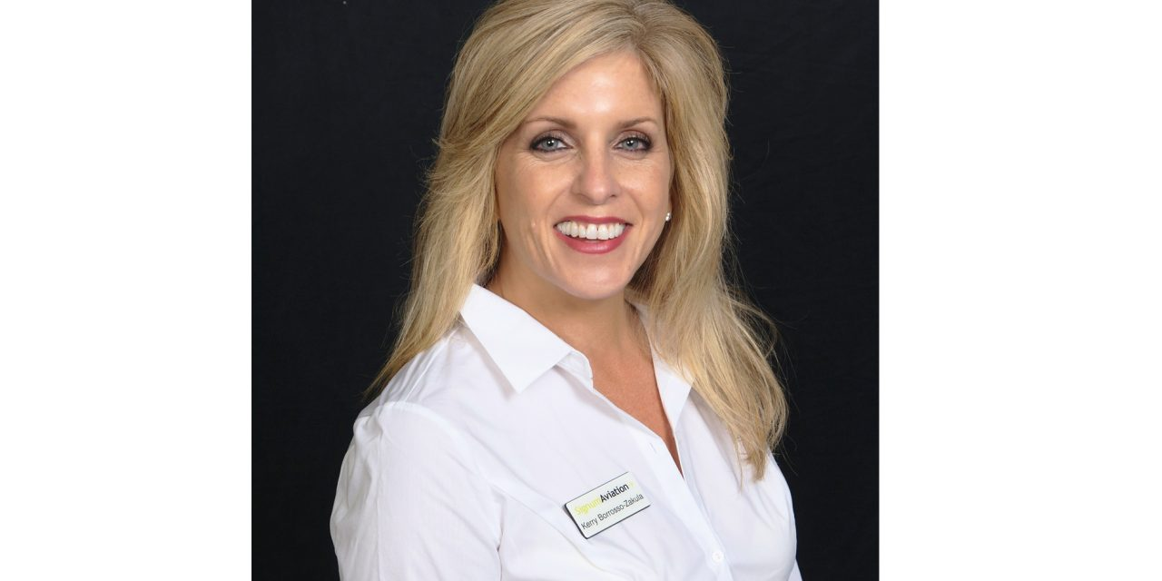 Signum Aviation appoints Kerry Borrosso-Zakula as business development manager