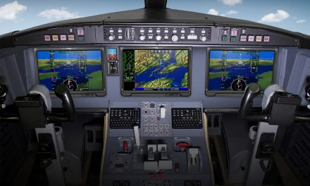 Nextant Aerospace completes first flight of Rockwell Collins Pro Line Fusion equipped Challenger 604