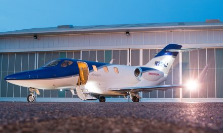 HondaJet Makes Its Very First Appearance in Taipei