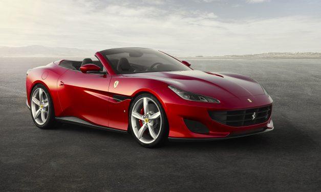 Portofino: the symbol of Ferrari