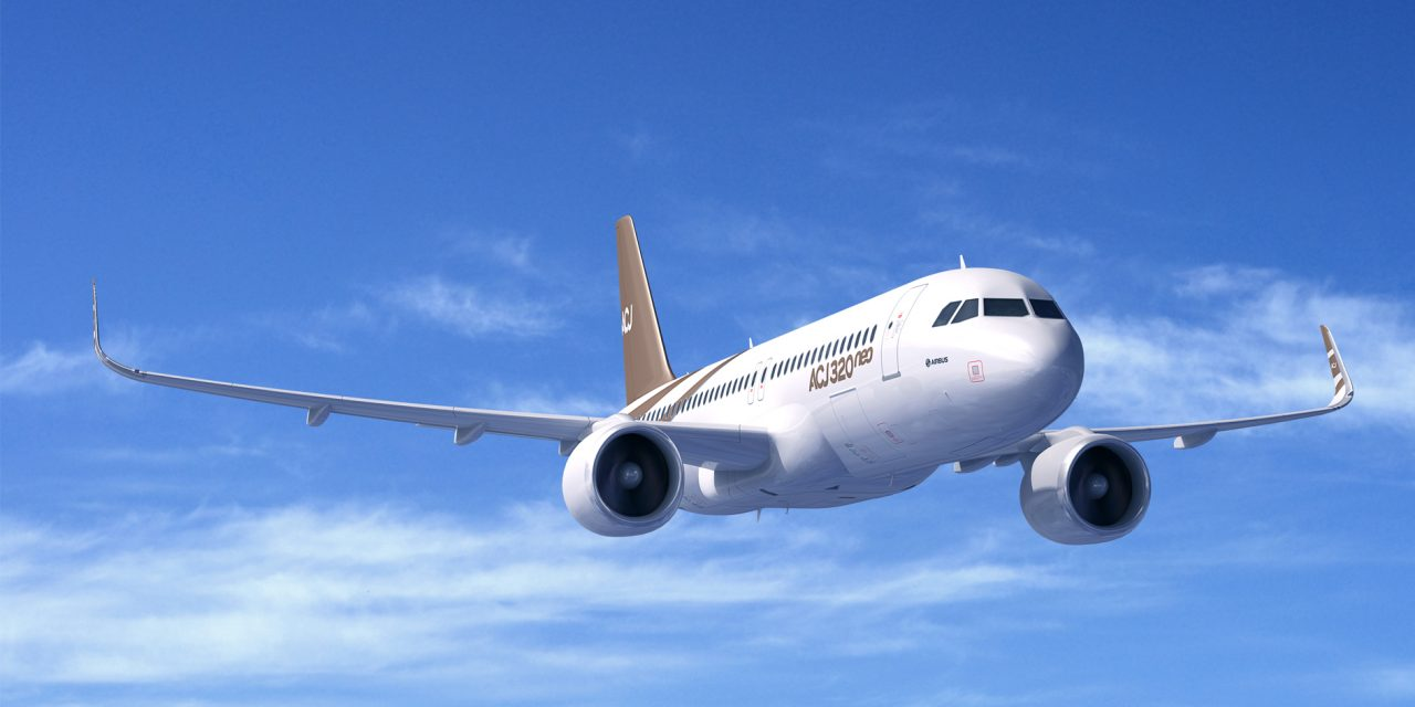 Comlux signs its first ACJ320 neo cabin completion