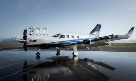 Daher rolls-out the 200th TBM 900-series very fast turboprop aircraft