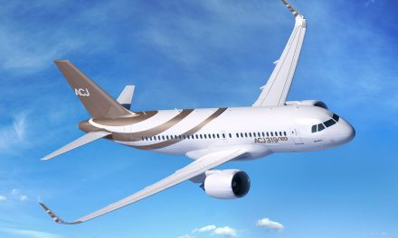 Airbus Corporate Jets wins new ACJ319neo order
