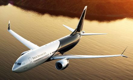 Comlux signs the first BBJ Max 8 cabin completion ever