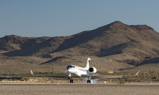 Fully outffited Gulfstream G600 makes debut at NBAA-BACE