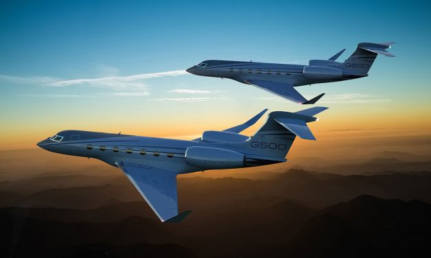 Gulfsream exceeds G500 and G600 planned performance