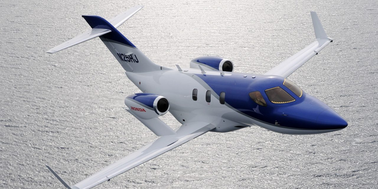 Honda aircraft company expands HondaJet sales to China, Hong Kong