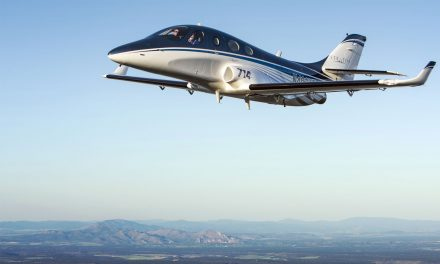 Stratos Aircraft Making Substantial Progress with 714 VLJ