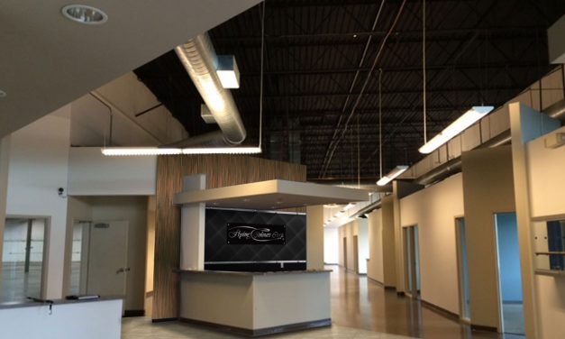 Flying Colours Corp. KSUS begins first phase of expansion at St. Louis facility