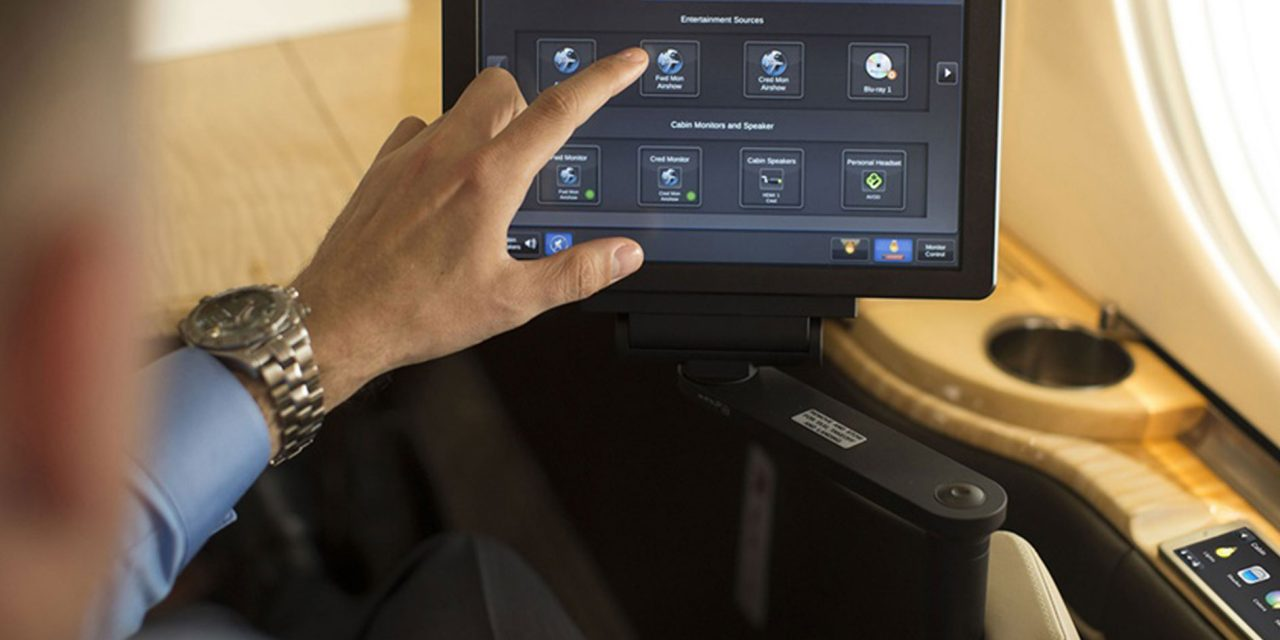 Rockwell Collins' Venue cabin management system hits 1,000 installations