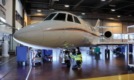 RUAG Aviation minimises downtime and cost of Dassault C-Check maintenance