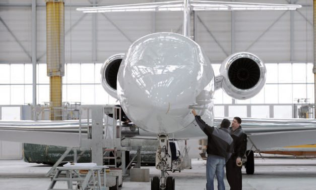 RUAG reaching new heights in business aviation