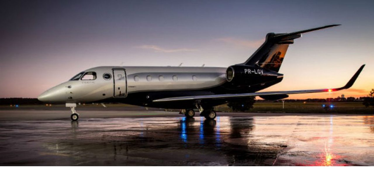 Embraer Introduces best-in-Class 5,800-feet cabin altitude on Legacy 450 and Legacy 500