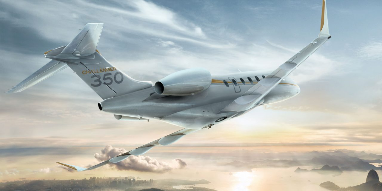 Bombardier's newest Challenger jet models surpass significant delivery milestones