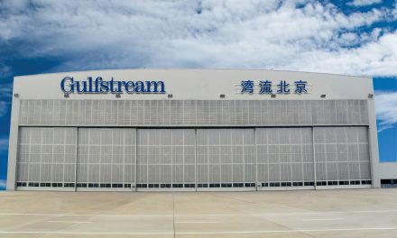 Gulfstream Beijing marks five years of operations