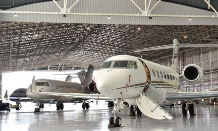 Jet Aviation appointed a BBJ factory authorized service center in Singapore.