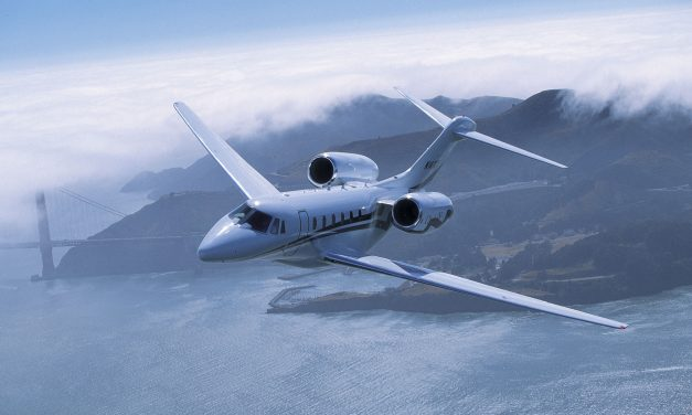 Textron aviation brings faster connectivity to Citation X