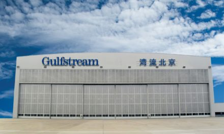 Gulfstream Beijing celebrates five years of operations.