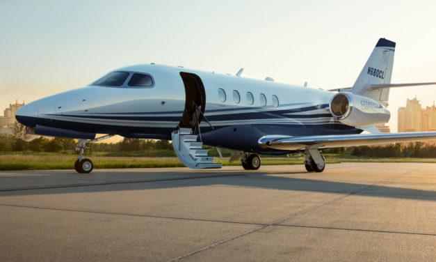 Albinati Aeronautics welcomes a Cessna Citation Latitude to its fleet.