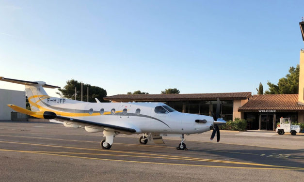 Get1Jet, new French business aviation company.