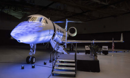 Gulfstream delivers final G450.