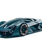 Lamborghini Terzo Millenio: a vision of the future.