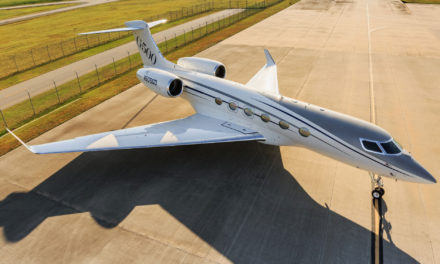 Gulfstream G500 entering final series of certification testing