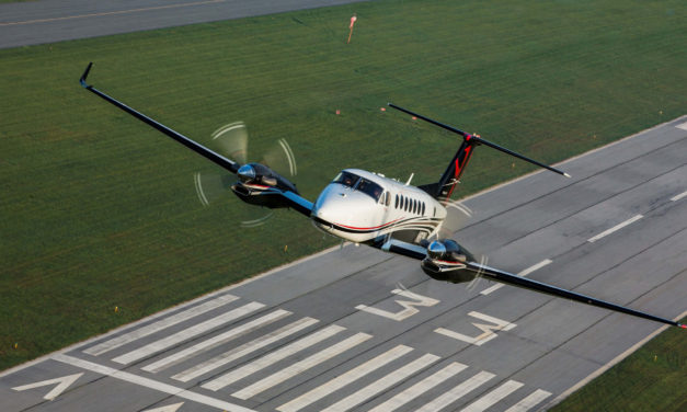 Royal Flying Doctor Service South Eastern Section modernizes fleet with new Beechcraft King Air 350 turboprops