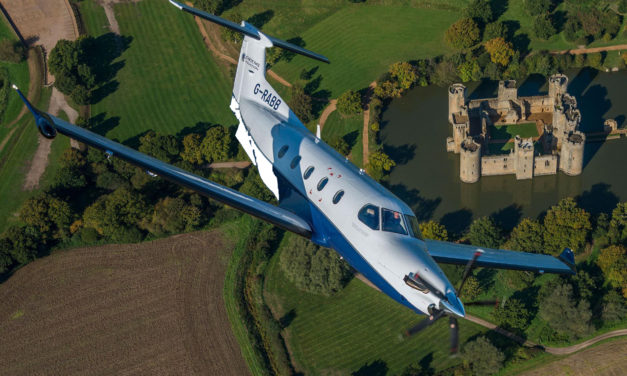 Oriens Aviation marks strong year with Pilatus PC-12 sales