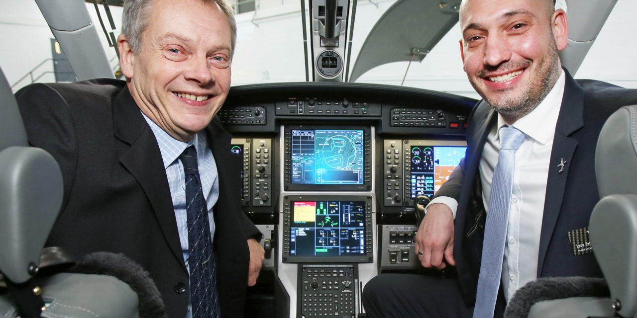 Oriens Maintenance Services opens its doors at London Biggin Hill