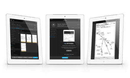 Jeppesen terminal charts now available through Honeywell GoDirect flight bag pro platform