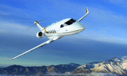 Challenger 350 dominates 2017 deliveries in the super midsize segment