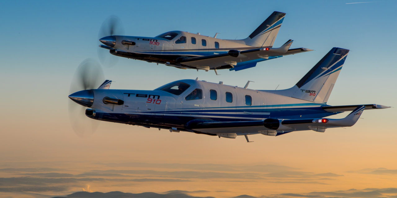 European Aircraft Sales ApS is named as Daher's Scandinavian sales representative for the TBM aircraft family
