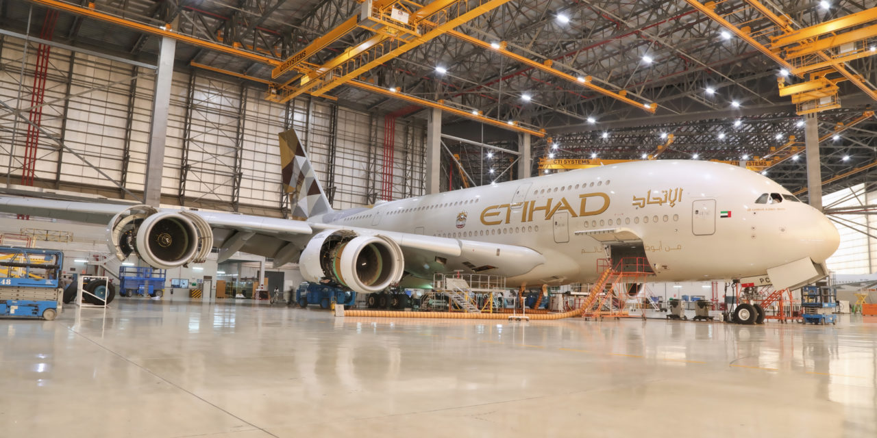 Etihad Airways Engineering continues its transformation