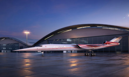 Lockheed Martin joins Aerion for a supersonic jet project