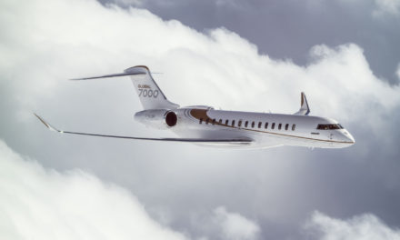 Bombardier announces extended range of 7,700 Nm for Global 7000 aircraft