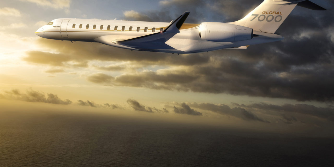 Bombardier celebrates 20 years of innovation at its Global completion centre