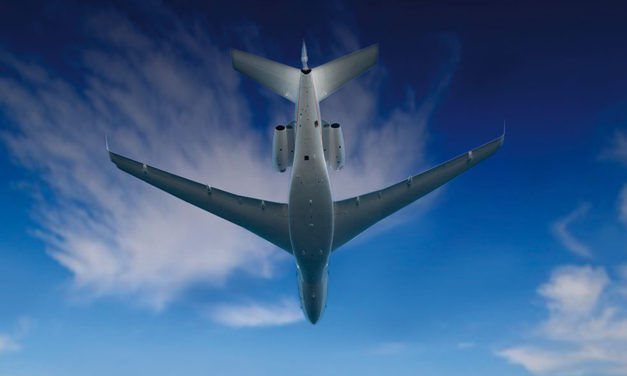 Dassault's Falcon 8X to Highlight ABACE 2018