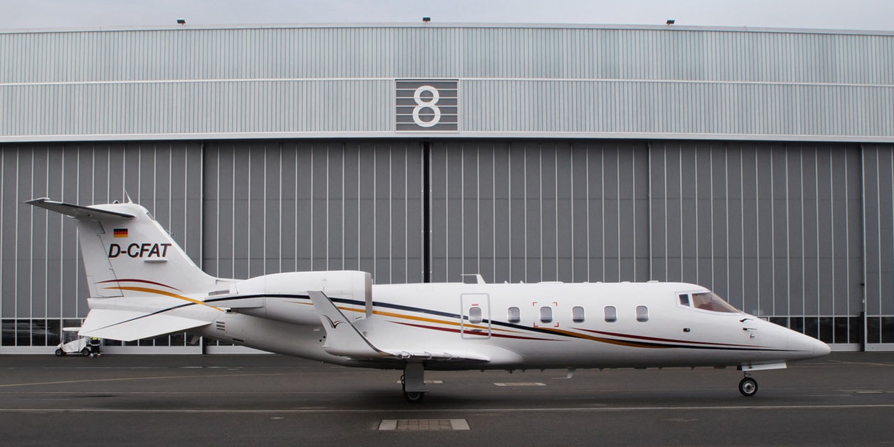 FAI completes the sale of two Learjet 60's to corporate clients